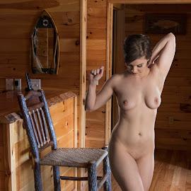 bar by Bruce Cramer - Nudes & Boudoir Artistic Nude (  )