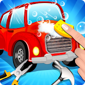 Kids Garage - Car wash, Repair and Paint shop