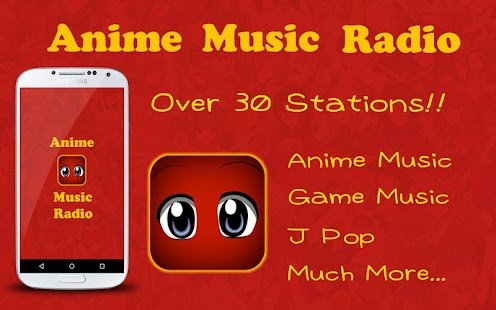 Anime Music Radio- screenshot thumbnail