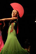 Photo: FLAMENCO Magdalena Faszcza Teatr Tańca NTF