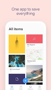 Collect: Organize your content Screenshot