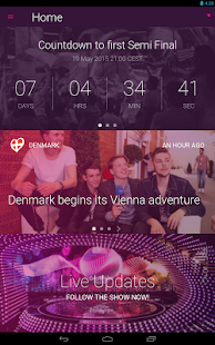 Eurovision Song Contest - screenshot thumbnail