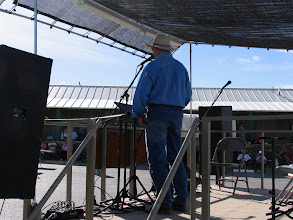 Photo: A very fast cowboy poem about a chili cook-off?