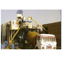 Photo: Fully Automatic Concrete Batching Mixing Plant (Pan Turbo Mixer Type)