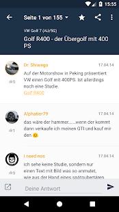 MOTOR-TALK: Auto Community - náhled