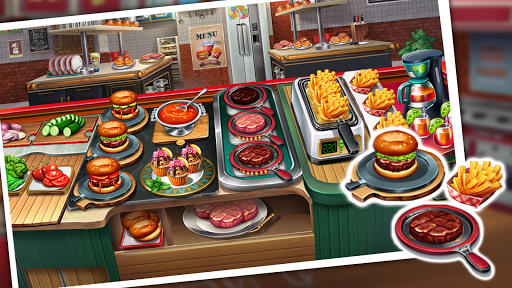 Cooking Team - Chef's Roger Restaurant Games 4.3 screenshots 13