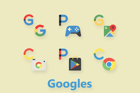 Alphabet Iconpack (BETA) v0.1