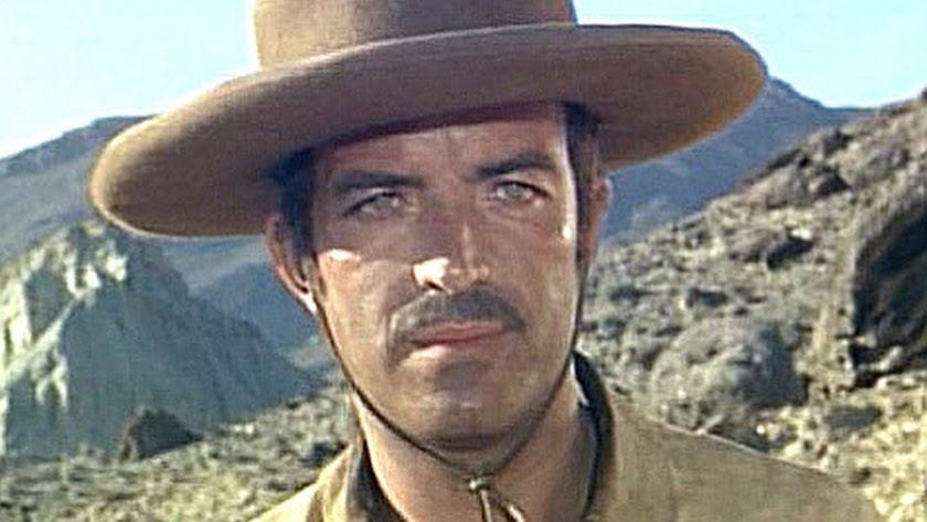 La mitad de la extensa filmografía de Ángel del Pozo está centrada en el género western.
