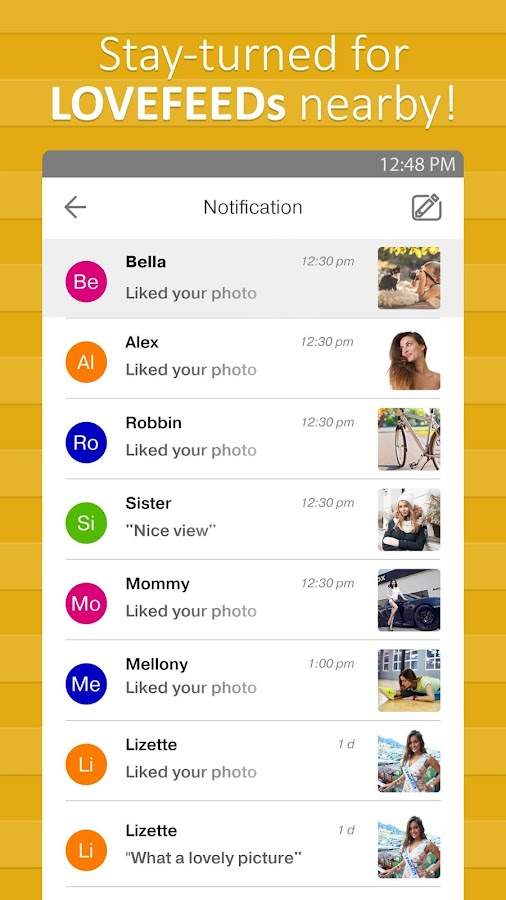 LoveFeed: Love,Chat,Date- screenshot