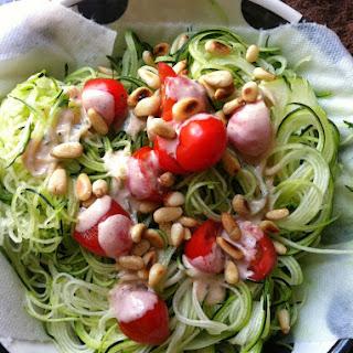 Spicy Sesame Noodles (Vegan) Recipe