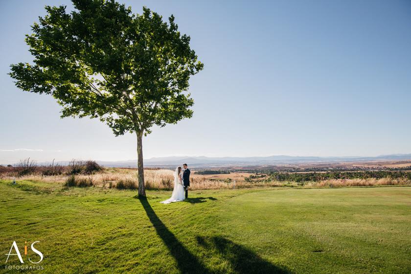 Boda en Club de Golf Retamares