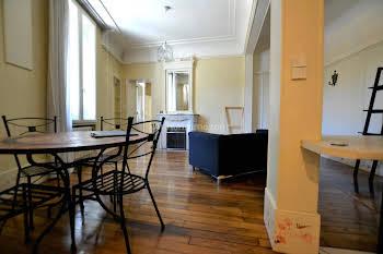 Appartement meublé 5 pièces 98,25 m2