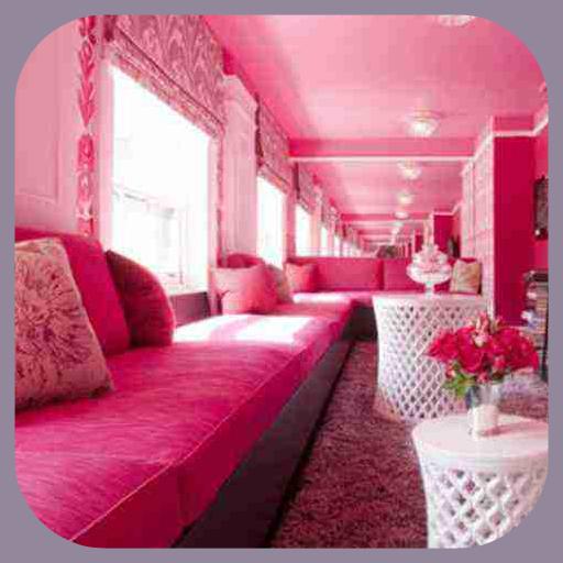 女孩房间装饰理念 生活 App LOGO-硬是要APP
