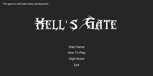 Code Triche Hell Gate AR APK MOD (Astuce) screenshots 1
