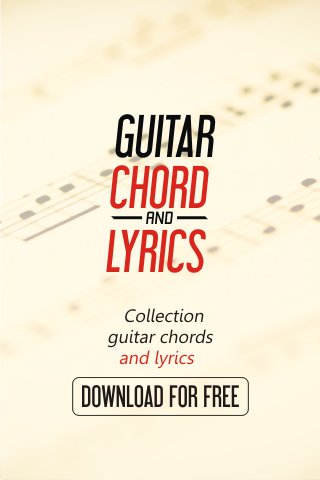 Guitar Chords of Katy Perry