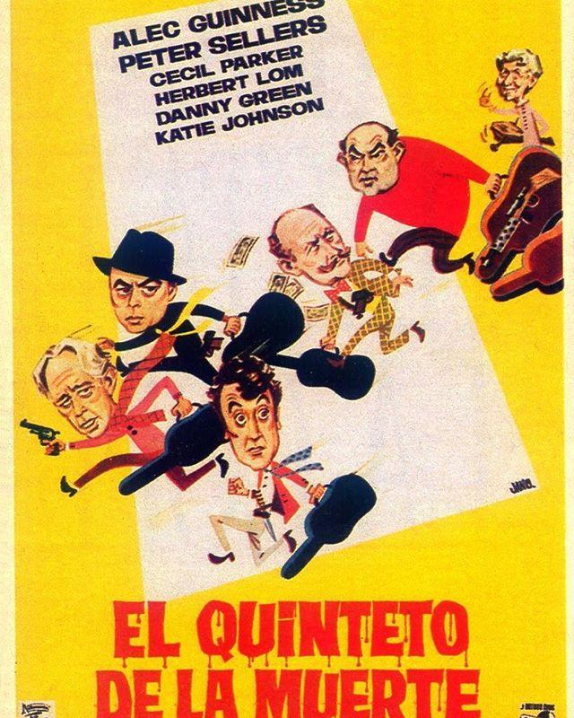 El quinteto de la muerte (1955, Alexander MacKendrick)