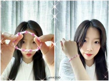 taeyeon bracelet fan 3