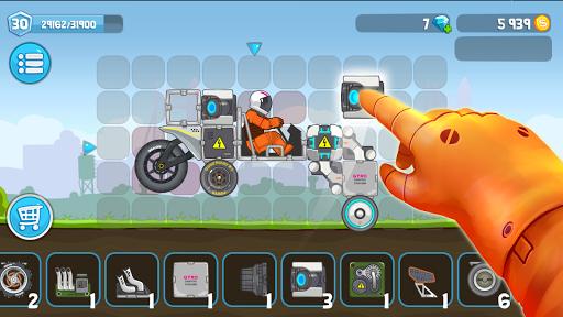 Rovercraft Construis ton rover  captures d'écran 2