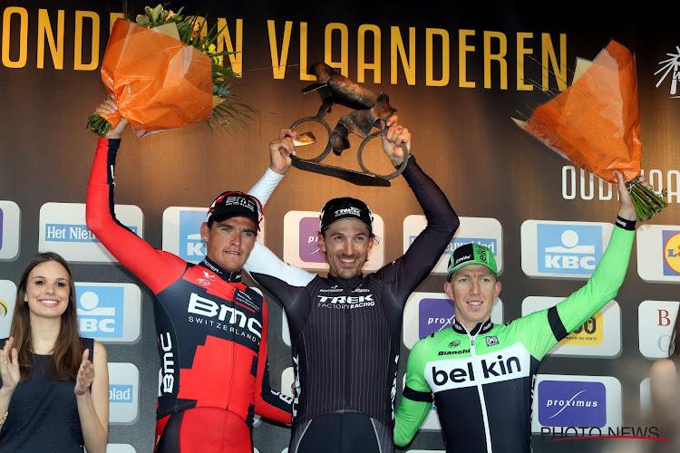 🎥 Koers kijken in coronatijden: Cancellara vloert drie Belgen in Ronde van Vlaanderen 2014 en maakt hattrick compleet