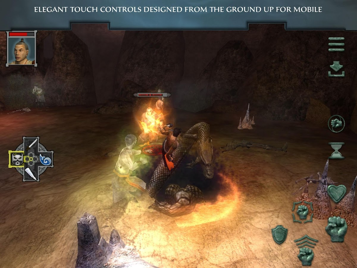 Jade Empire Special Edition Apl Android Di Google Play