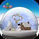 脱出ゲーム スノードームと雪景色 - Androidアプリ