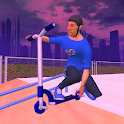 Scooter Freestyle Extreme 3D icon