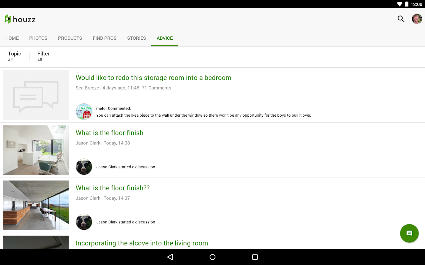 Houzz Home Design Shopping Android Apps On Google Play
