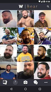 W | Bear : Gay Photo blogging- screenshot thumbnail