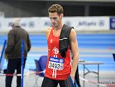 Dylan Borlée druipt af op BK indoor en moet titel op 400m aan Alexander Doom laten