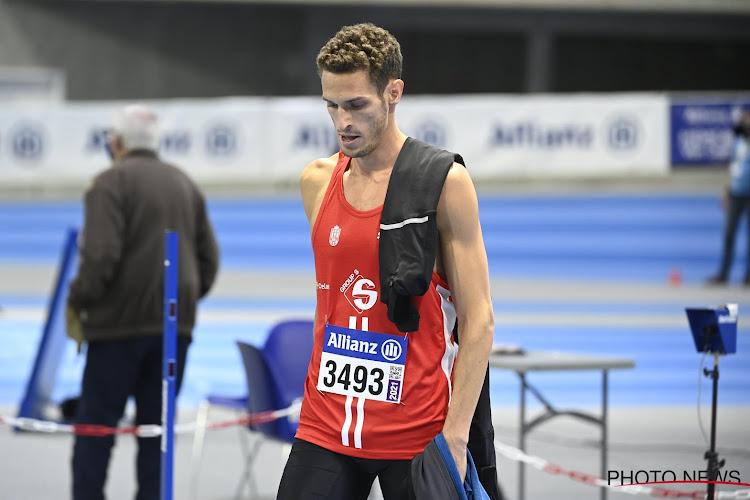 BK atletiek indoor: Dylan Borlée krijgt slaag op de 400m, 16-jarige Maes verbetert wereldjaarprestatie bij junioren