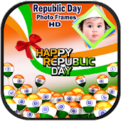 Republic Day Photo Frames HD