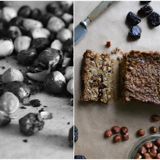 Vegan Veggie Loaf with Hazelnuts & a little surprise