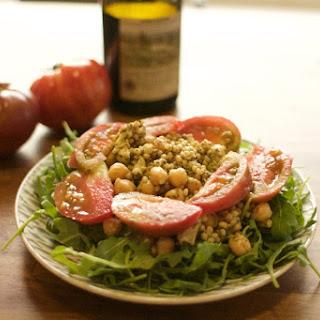 Sorghum Caprese Salad