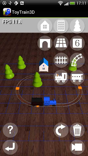 Toy Train 3D 2.1.24 Windows u7528 2