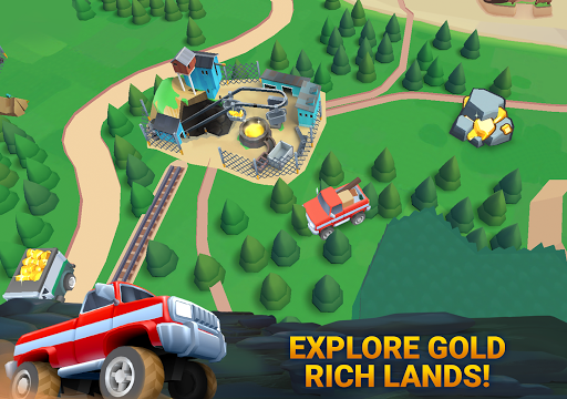 Planet Gold Rush  gameplay | by HackJr.Pw 11