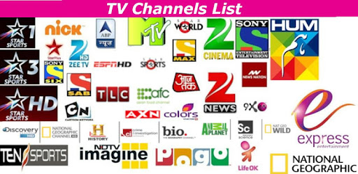 App for Digital TV Channels & Digital DTH TV Guide - Apps en Google Play