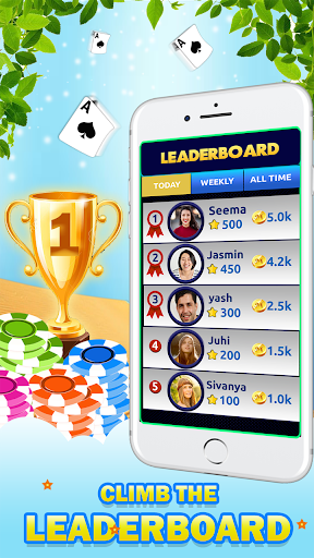 Chinese Poker - Multiplayer Pusoy, Capsa Susun 2.0 6