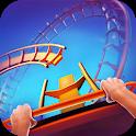 Craft & Ride: Roller Coaster Builder icon