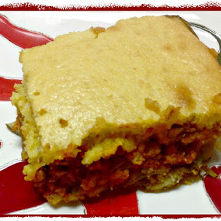 Beef Cornbread Casserole Recipes