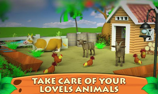 My Big Farm : Happy Farming Day Village Harvest  captures d'u00e9cran 2