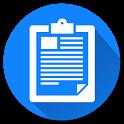 Simple Clipboard icon