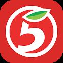 Пятёрочка icon