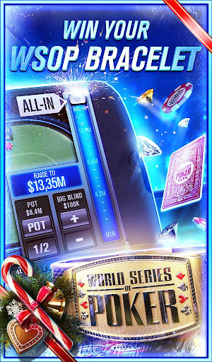 World Series of Poker u2013 WSOP Free Texas Holdem 3.9.0 screenshots 5