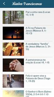 Missões Franciscanas - náhled