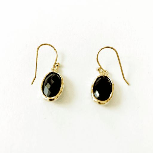 boucles-d-oreilles-cristal oval noir