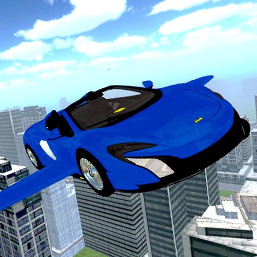 Flying Sports Car Simulator (game)