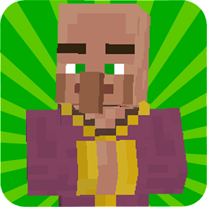 Villager Cool Skins For MCPE Latest Apk Download For - Villager skin fur minecraft pe
