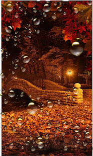 Autumn Twinkle Lights Live Wallpaper Applications Sur Google Play