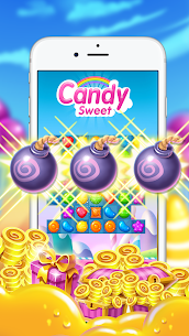 Candy Sweet Puzzle 4