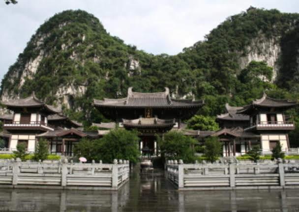Seven Star Park (Qixing Gongyuan)